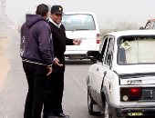 المرور: ضبط 17 سائقا يتعاطون المخدرات و8 ألاف تجاوزوا السرعة
