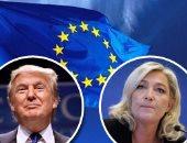 """كاتب بريطانى: ترامب و""""لوبان"""" يقودان الثورات الأطلنطية المضادة"""