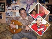 تكريم الموسيقار حلمى بكر من قبل المركز القومى للمسرح والموسيقى