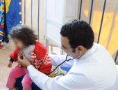 بالصور..الداخلية:علاج 954مواطنا مجانا فى قوافل طبية بالقاهرة والمحافظات