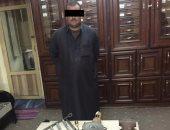 ضبط صاحب ورشة خراطة يقوم بتصنيع الأسلحة النارية ببلقاس دقهلية