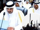 الخليج الإماراتية: تميم يعزل قطر بالانقلاب على الثوابت الخليجية والعربية