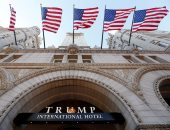 إندبندنت: تراجع الحجوزات بفنادق ترامب بعد توليه الرئاسة