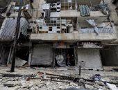 المرصد السورى: داعش تعدم 12 شخصا فى مدينة تدمر السورية
