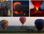 موجز المحافظات.. تحليق 41 رحلة بالون طائر بالأقصر تقل 890 سائحًا أجنبيًا