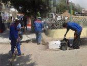 نظافة الجيزة: 3 ورديات للعمال فى عيد الفطر.. ونحتاج 3 آلاف عامل لدعم الهيئة