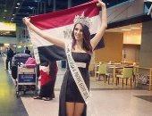 """ملكة أجمل وجه طبيعى بآسيا تطلق مبادرة """" صورة حلوة لمصر"""" لدعم السياحة"""