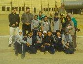 بالصور.. متحف الحضارة يستقبل طلاب مدرسة الشيخ الشعراوى