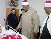 عباس شومان: المتطرفون يعملون لصالح أجندات حاقدة على الشعب المصرى