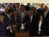 بالصور.. طارق قابيل: الإقبال على أسهم عبور لاند دليل استعادة مصر لثقة الأسواق العالمية