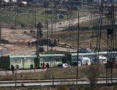 المرصد السورى: اتفاق لإجلاء سكان اربع بلدات محاصرة فى سوريا
