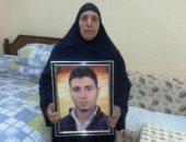 والدة شهيد بمذبحة رفح الثانية:ياريت كل اللى زى حبارة يتعدم