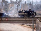 المرصد السورى: إجلاء 2000 شخص من آخر معاقل داعش فى سوريا