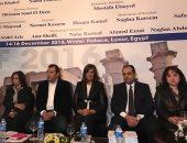 ختام مؤتمر المصريين فى الخارج للأورام بحضور وزيرة الهجرة ومحافظ الأقصر