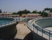قطع المياه عن قرية المنيرة بالوادى الجديد غدا لتنفيذ أعمال تطهير المحطات