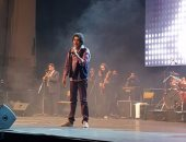 بالصور.. محمد منير يحيى واحدة من أقوى حفلاته بالأردن