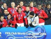 اليوم.. ذكرى تتويج الأهلي ببرونزية كأس العالم للأندية 2006