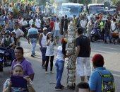 تصاعد الاحتجاجات فى فنزويلا على أزمة السيولة النقدية وأنباء عن مقتل ثلاثة