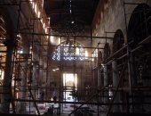 """مصادر كنسية: خبراء إيطاليون لترميم أيقونات ولوحات أثرية بـ""""البطرسية"""""""