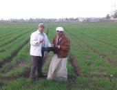 """الزراعة: لجان مكثفة بالجمعيات لاستيفاء بيانات الفلاحين لتفعيل """"كارت الفلاح"""""""