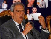 عمرو موسى يدعو الدول العربية للتعبئة والاحتجاج على أمريكا وإسرائيل