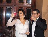 ننشر 12 صورة جديدة من حفل زفاف داليا البحيرى