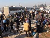 سفير روسيا بباريس: أكثر من 110 آلاف مدنى غادروا شرق حلب
