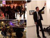 اغتيال السفير الروسى فى تركيا