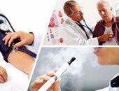 السجائر الإلكترونية بطعم الشيكولاتة والقرفة مواد سامة للخلايا البشرية