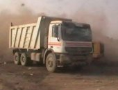 """""""نظافة القاهرة"""": بنرفع 18 ألف طن قمامة يوميا.. ولو رفعنا إيدنا يوم محدش هيعرف يمشى"""