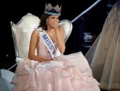 صور.. بدء مسابقة ملكة جمال العالم بعرض راقص للملكات ومشاركة المصرية فرح شعبان