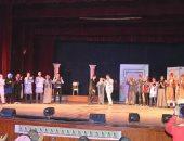 130 مسرحى يشاركون بمهرجان الصعيد المسرحى الرابع فى أسيوط