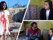 """بالصور.. """"اليوم السابع"""" داخل منزل الطفلة رغد صاحبة صور حلب المفبركة فى بورسعيد.. والدتها: """"اتضحك علينا وصورونا بقصد التضامن مع سوريا"""".. والطفلة: الصور تداولت بشكل مختلف وظهرنا كأننا نُزور الأوضاع"""