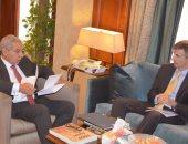 رئيس سويسرا يختار مصر للمشاركة باجتماع وزارى لمنظمة التجارة العالمية بدافوس