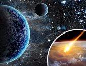 """كعادتها كل عام.. """"ناسا"""": الأرض على موعد للتصادم مع كويكب ضخم كالمؤدى لانقراض الديناصورات.. الوكالة الأمريكية تؤكد: لا يوجد أمامنا الكثير.. ومعهد الفلك يرد: تنجيم لا أساس له من الصحة"""