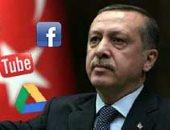 عام من الاستبداد الإلكترونى.. حجب مواقع التواصل الاجتماعى فى تركيا عرض مستمر