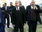 محافظ دمياط يفتتح معرض الأثاث الدمياطى بأرض المعارض بالقاهرة