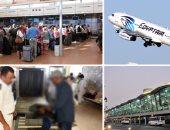 مطار القاهرة يحصل على ثلاث شهادات مطابقة دولية فى نظم الإدارة المتكاملة
