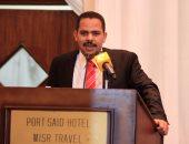 أشرف رشاد: هناك 1000 رقيب على كل شخص بالحزب..ولا دور لرأس المال فى قراراتنا