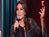 """إليسا لـ""""عمرو أديب"""": """"عايشة حالة حب وقلبى بيدق.. وعندى حبيب جميل"""""""