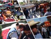 آلاف المكسيكيين يشيعون جثامين ضحايا انفجار سوق الألعاب النارية