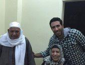 تفاصيل مكالمة سمير زاهر مع أبو تريكة لتقديم العزاء فى والده