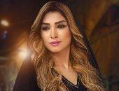 روجينا بطلة فيلم «أهل الكهف» مع محمود عبد المغنى