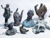 إسبانيا تصادر 3500 قطعة أثرية وفنية بعد اعتقال عصابة دولية