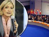 استطلاع: لوبان تعزز صدارتها للجولة الأولى للانتخابات الفرنسية