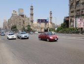 بالفيديو.. النشرة المرورية.. سيولة مرورية بكافة محاور وميادين القاهرة والجيزة