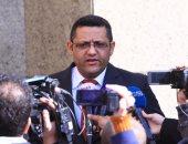 خالد البلشى يحذف مقاله المحرض ضد رموز الدولة والنواب