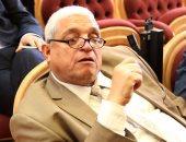 النائب جمال عباس يطالب بزيادة أعداد الجماهير بالمدرجات بعد ظهورها بشكل حضارى