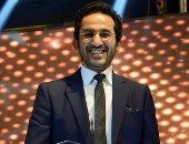 """أحمد حلمى يدعم حملة يونسيف للاحتفال بعيد الأب عبر """"انستجرام"""""""