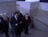 بعد قليل..أولى جلسات استئناف نقيب الصحفيين وعضوى المجلس على حبسهم عامين